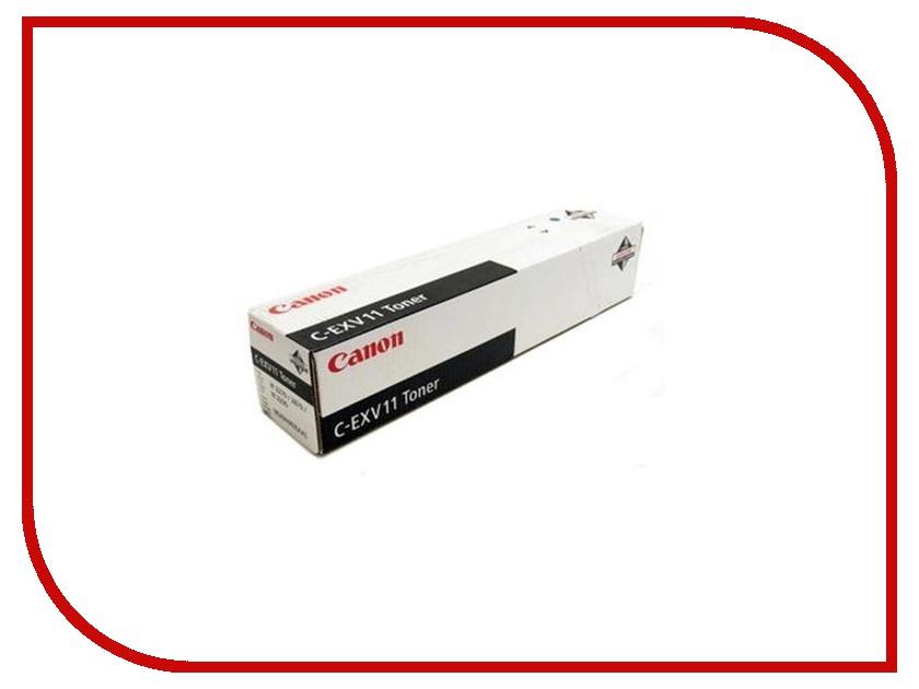 Картридж Canon C-EXV11 Black для IR-2270/2870 9629A002