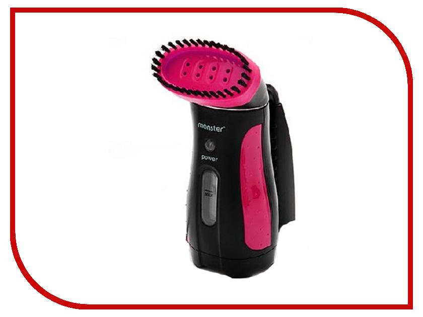 Отпариватель Monster MS10879 Black-Pink
