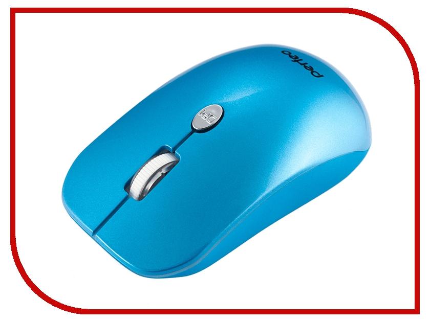 Мышь беспроводная Perfeo Harmony Blue PF-335-B