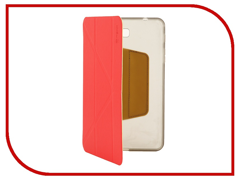 Аксессуар Чехол Samsung Galaxy Tab 4 8.0 NEXX Smartt полиуретан Red TPC-ST-208-RD аксессуар чехол nokia xl nexx zero поликарбонат white mb zr 602 wt