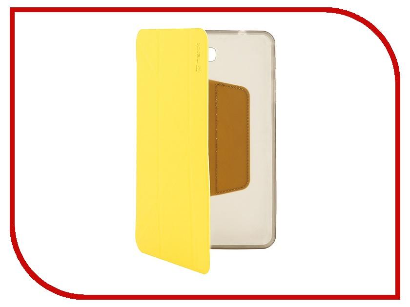 Аксессуар Чехол Samsung Galaxy Tab 4 8.0 NEXX Smartt полиуретан Yellow TPC-ST-208-YL