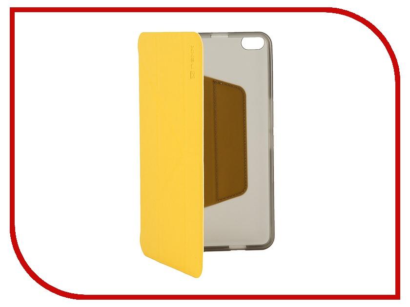 Аксессуар Чехол Huawei MediaPad X1 NEXX Smartt полиуретан Yellow TPC-ST-800-YL