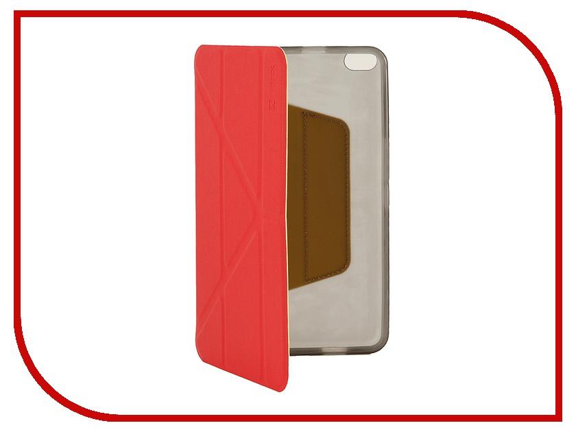 Аксессуар Чехол Huawei MediaPad X1 NEXX Smartt полиуретан Red TPC-ST-800-RD