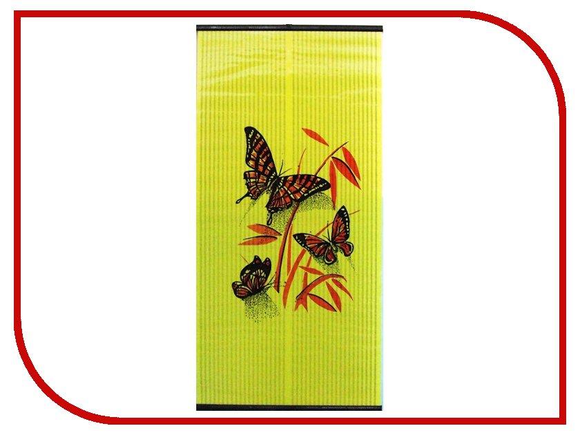 Электрогрелка Бархатный сезон Бабочки НЭБН-0.7/220-01 Yellow