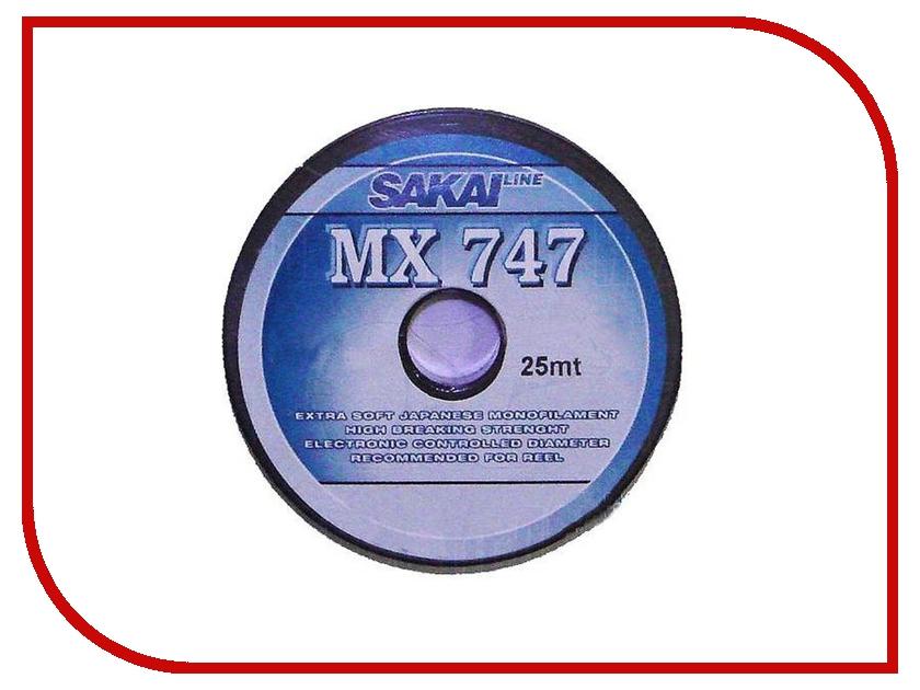 Леска Olympus SAKAI MX 747 25m 0.22mm 5787