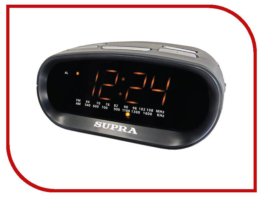 Часы SUPRA SA-32FM Black-Amber