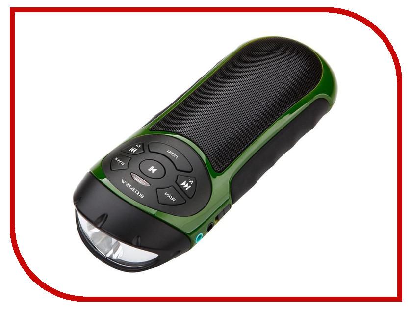 Колонка SUPRA PAS-6277 Green