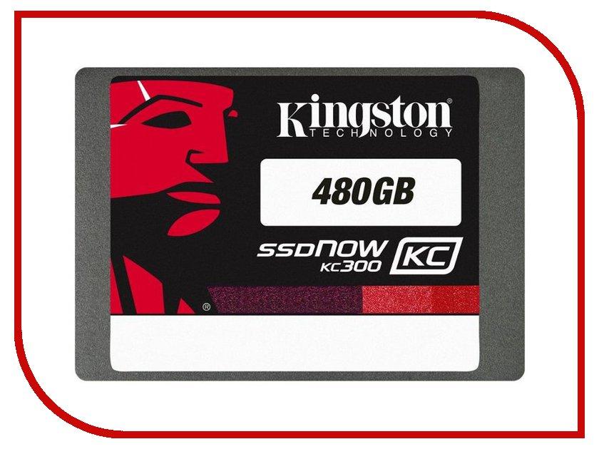 Жесткий диск 480Gb - Kingston SSDNow V300 SV300S3N7A/480G