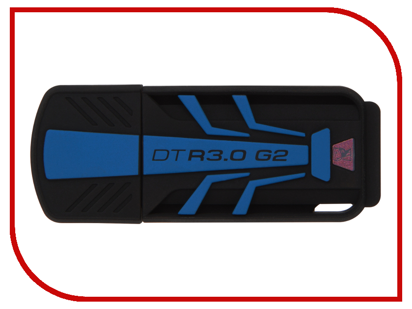 USB Flash Drive 32Gb - Kingston DataTraveler R3.0 G2 DTR30G2/32GB<br>