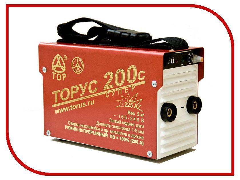 Сварочный аппарат Торус 200С сварочный аппарат торус инверторный 250
