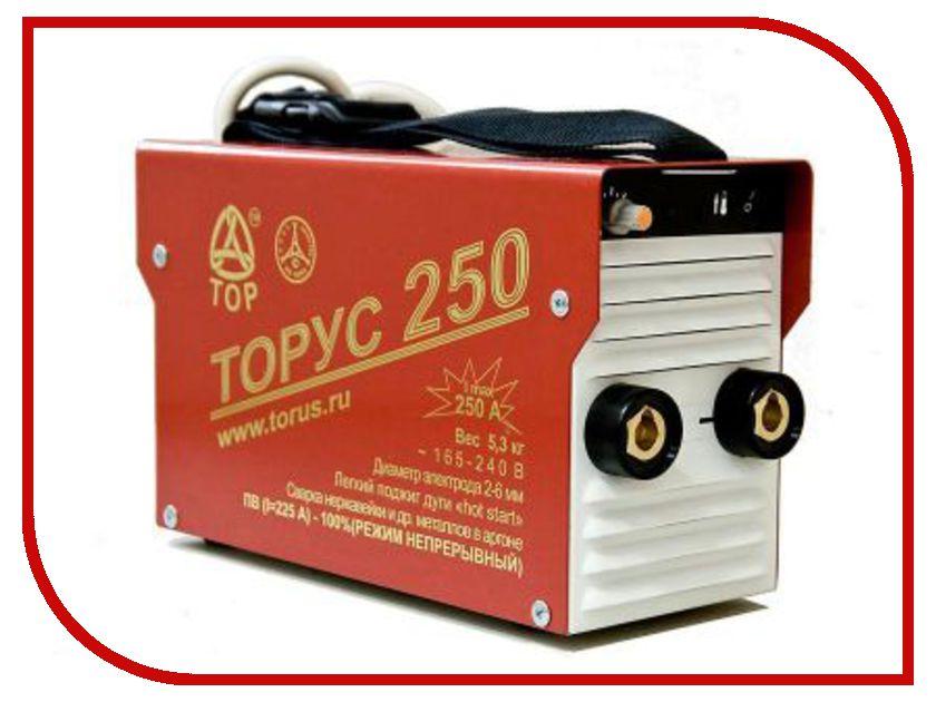 Сварочный аппарат Торус 250 сварочный аппарат торус инверторный 250