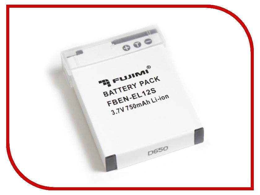 Аккумулятор Fujimi EN-EL12<br>