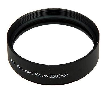 Светофильтр Marumi DHG Macro Achromat 330 (+3) 58mm<br>