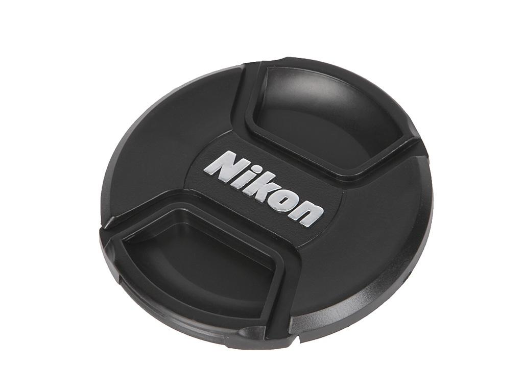 Аксессуар 77mm - Nikon LC-77 - крышка для объектива