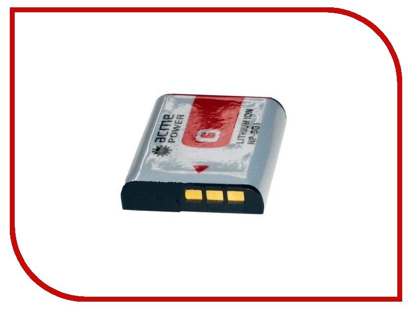 Аккумулятор AcmePower NP-BG1 аккумуляторы для цифровых фото и видео камер sony dsc n1 w120 w130 w150 w170 np bg1