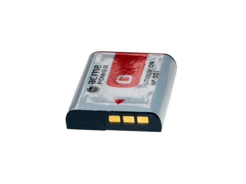 Аккумулятор AcmePower NP-BG1 (схожий с Sony NP-BG1) аккумулятор relato np bg1