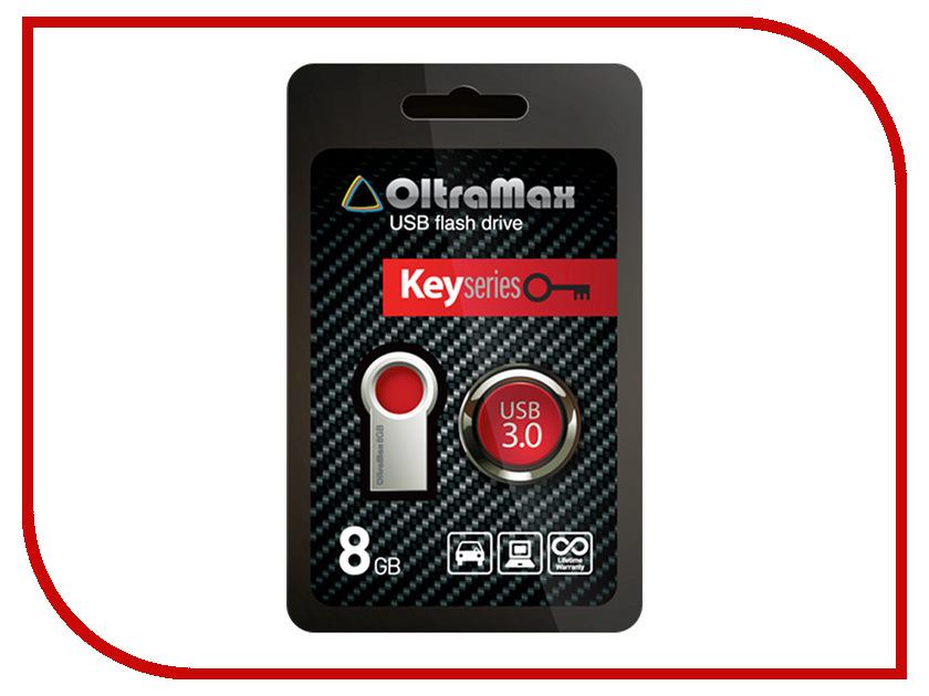USB Flash Drive 8Gb - OltraMax Key 3.0 OM008GB-Key<br>
