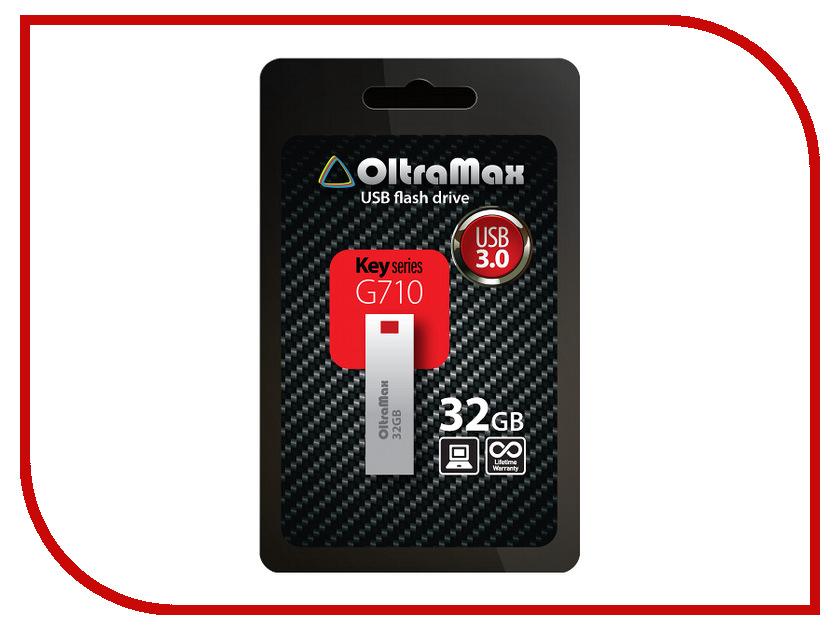 USB Flash Drive 32Gb - OltraMax Key G710 3.0 OM032GB-Key-G710<br>