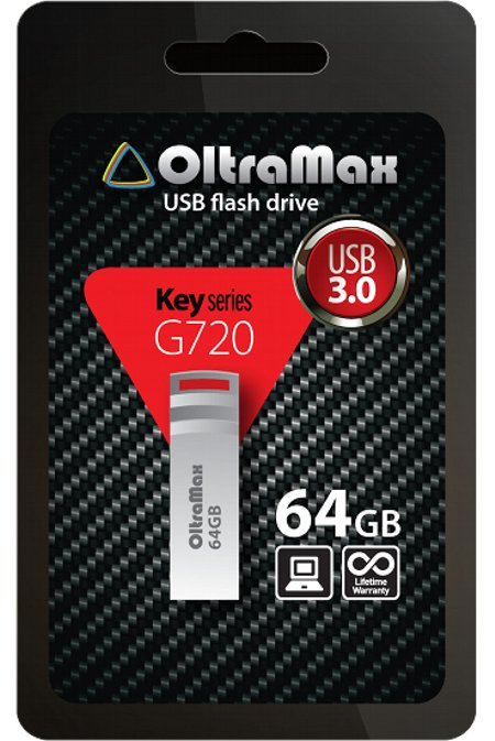 USB Flash Drive 64Gb - OltraMax Key G720 3.0 OM064GB-Key-G720