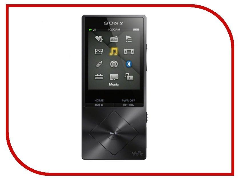Плеер Sony NWZ-A15 Walkman - 16Gb Black<br>