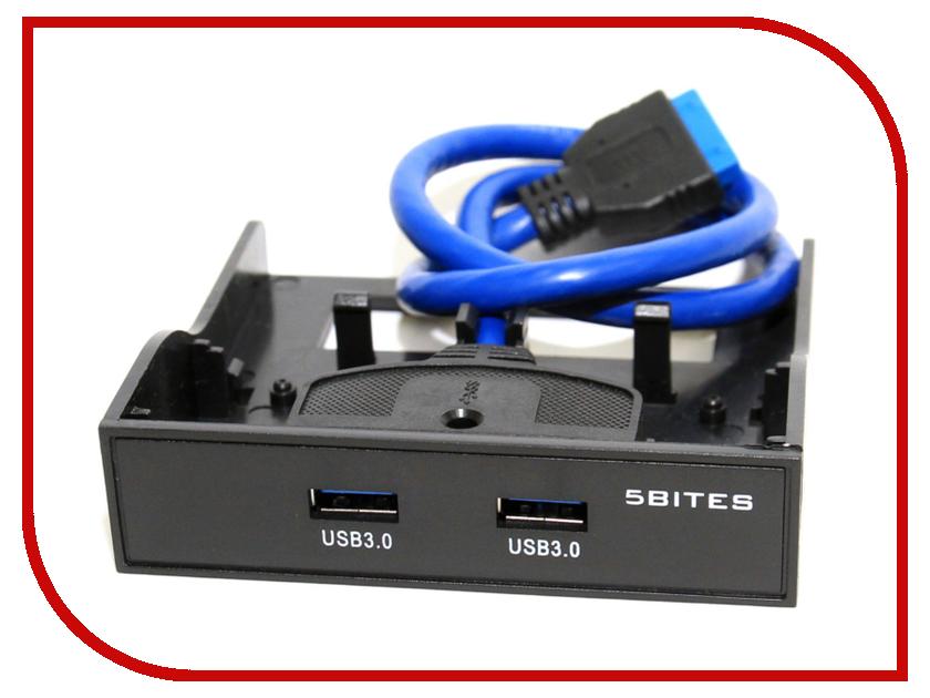 Контроллер 5bites FP183P Front Panel