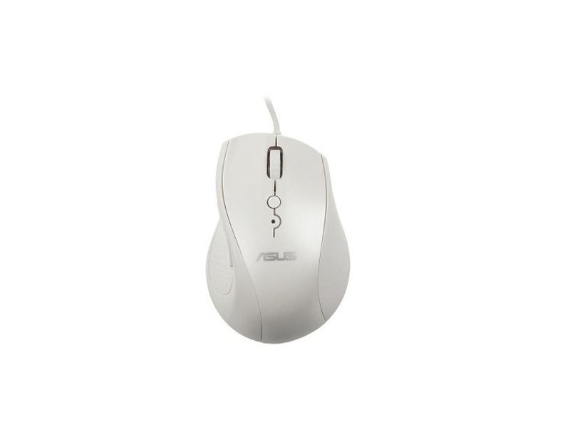 Мышь проводная ASUS UT415 White USB 90XB01K0-BMU020