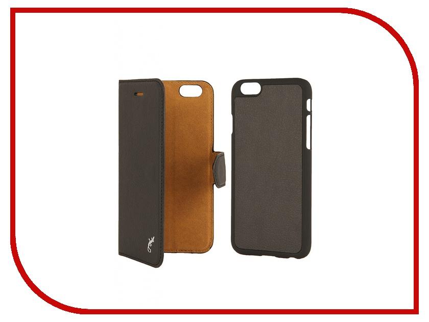 Аксессуар Чехол G-Case Prestige 2 в 1 для iPhone 6 4.7-inch Black GG-488<br>