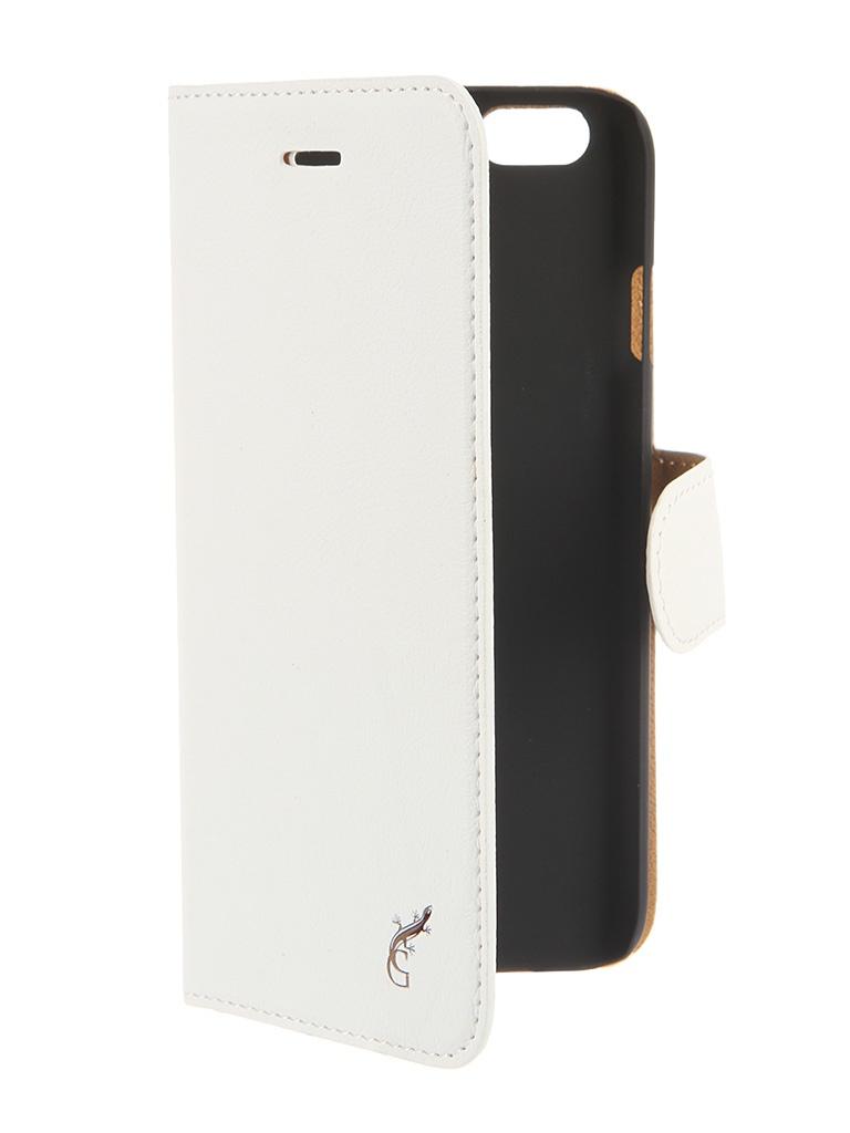 Аксессуар Чехол G-Case Prestige 2 в 1 для iPhone 6 4.7-inch White GG-490<br>