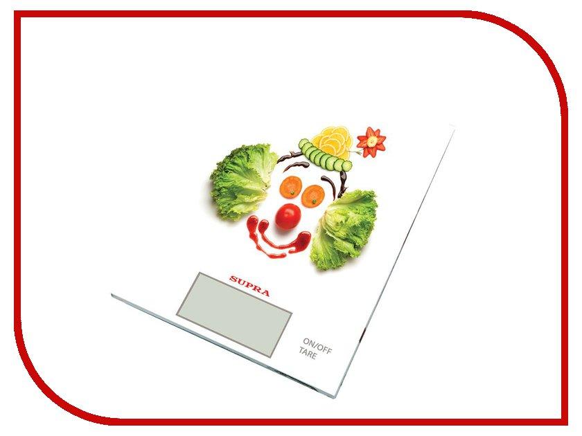 Весы SUPRA BSS-4200 White