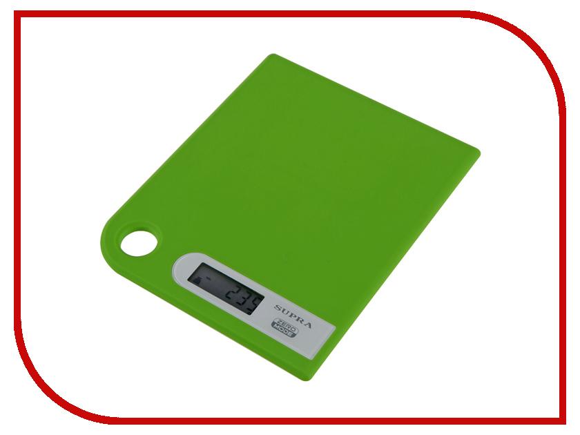 Весы SUPRA BSS-4100 Green