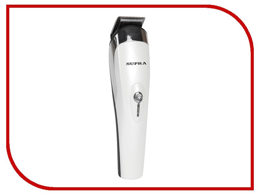 Машинка для стрижки волос SUPRA RS-405 White<br>