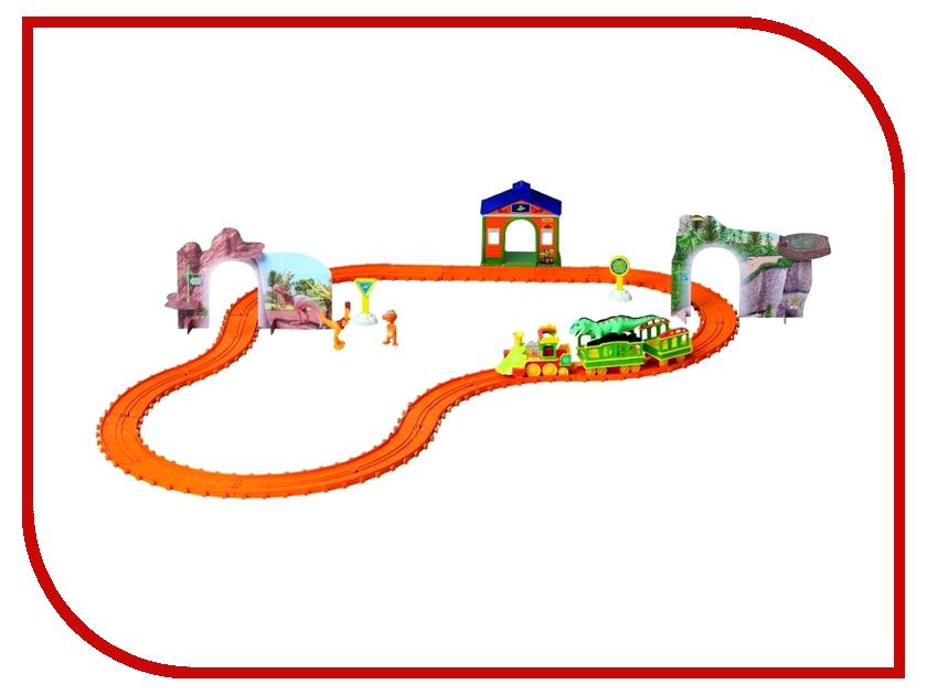Игрушка 1Toy Поезд Динозавров Т57098<br>
