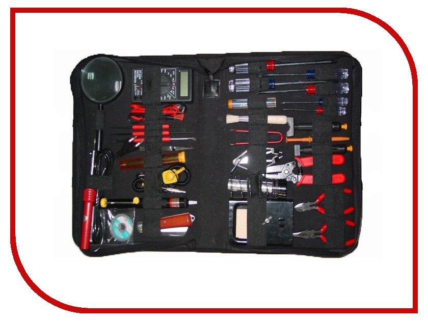Набор инструментов Gembird Cablexpert TK-SOLDER набор инструмента cablexpert tk pro 01