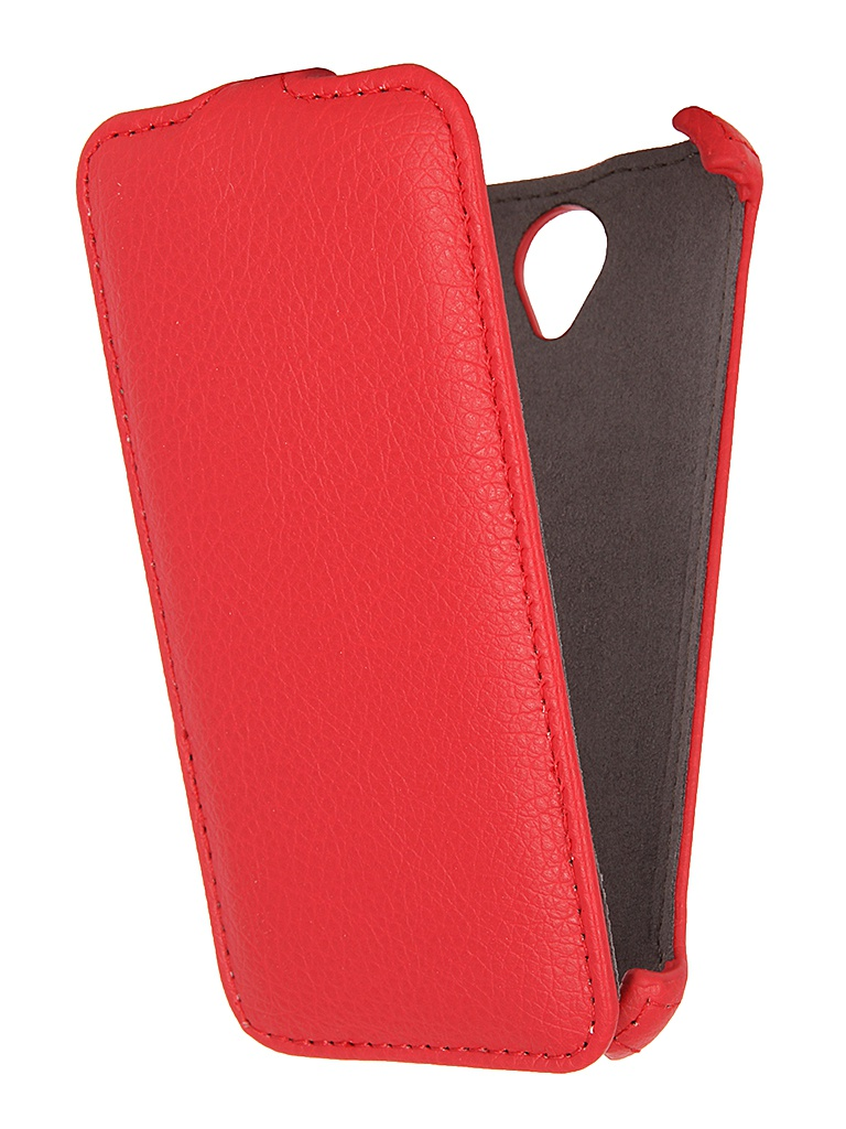 Аксессуар Чехол Fly IQ4415 ERA Style 3 Gecko Red