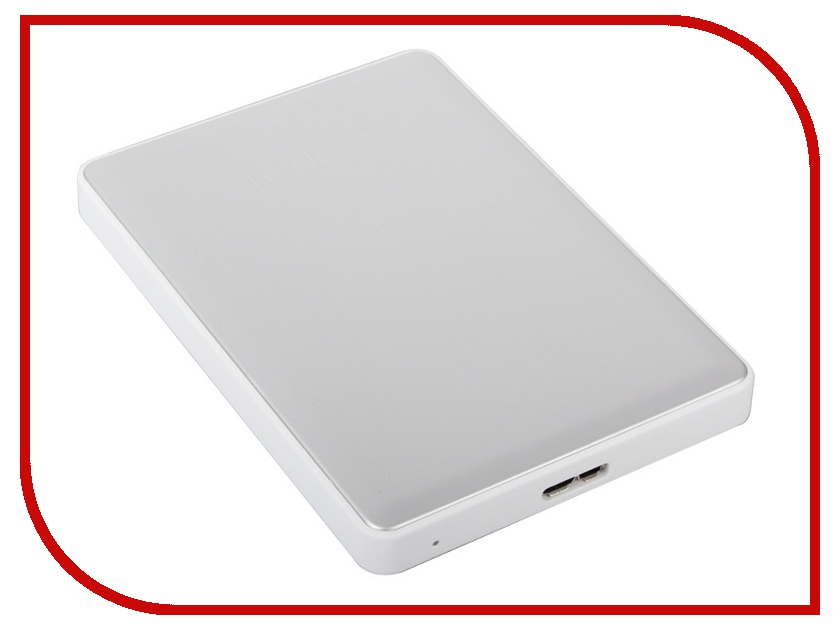 Жесткий диск Hitachi 1Tb Touro S HTOSEA10001BDB 0S03730 Silver<br>