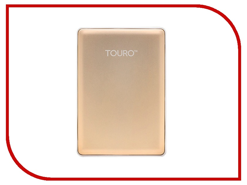Жесткий диск Hitachi 1Tb Touro S HTOSEA10001BGB 0S03754 Gold