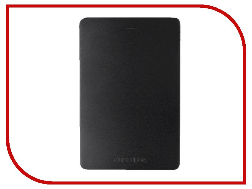 Жесткий диск Toshiba Canvio Alu 2Tb Black HDTH320EK3CA<br>
