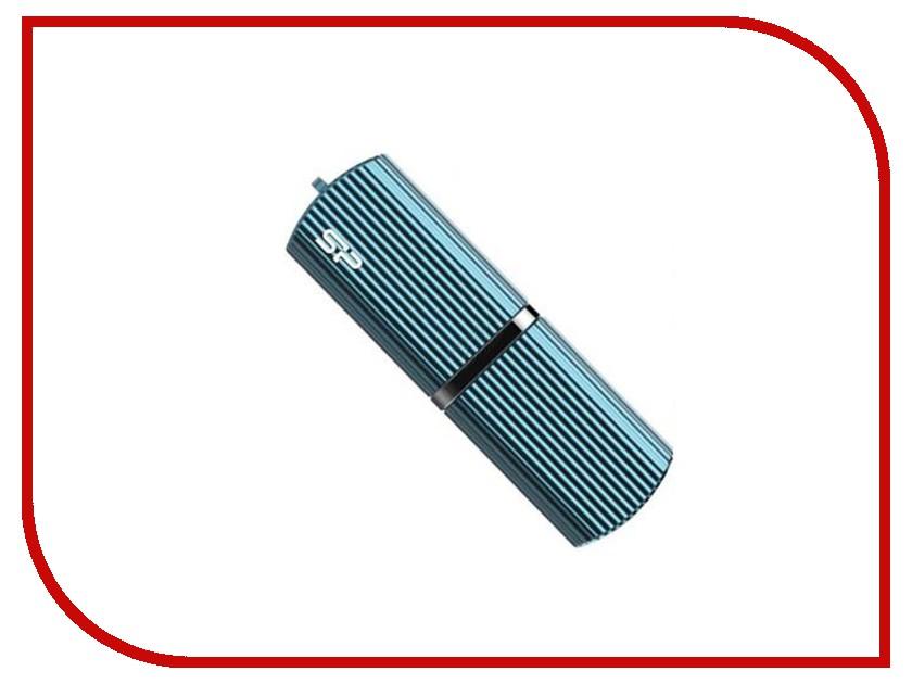 USB Flash Drive 64Gb - Silicon Power Marvel M50 USB 3.0 Blue SP064GBUF3M50V1B цена и фото