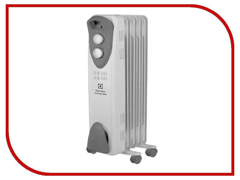 Обогреватель Electrolux EOH/M-3105 масляный радиатор electrolux eoh m 3105 1000 вт белый серый