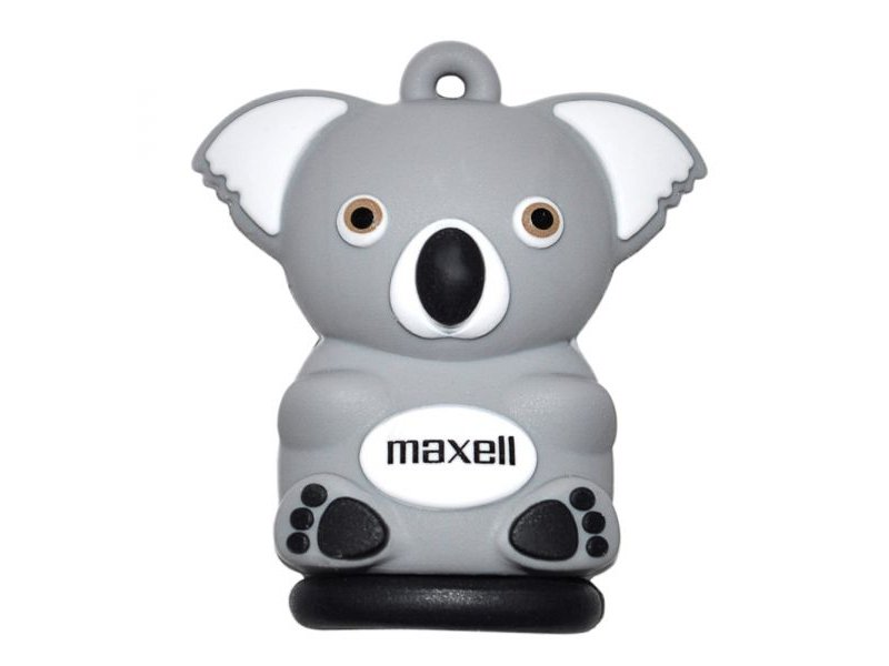 USB Flash Drive 4Gb - Maxell Animal Collection Koala 854627.00.TW<br>