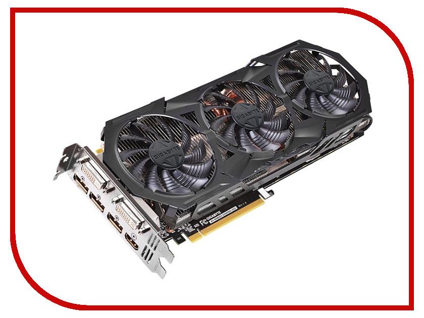 Видеокарта GigaByte GeForce GTX 980 1228Mhz PCI-E 3.0 4096Mb 7000Mhz 256 bit 2xDVI HDMI HDCP GV-N980G1 GAMING-4GD<br>