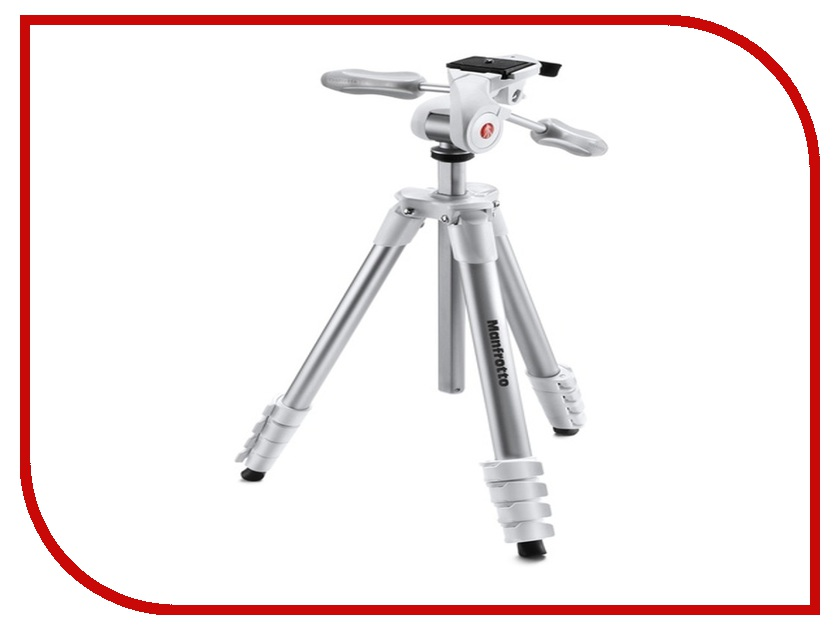 Штатив Manfrotto Compact Advanced White MKCOMPACTADV-WH<br>