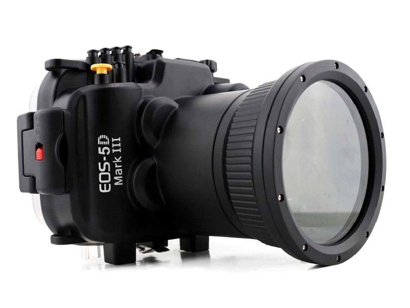 Аквабокс Meikon 5D Mark III 24-105 для Canon 5D Mark III + 24-105