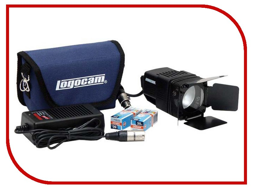 Комплект студийного света Logocam LK2-S (Х)