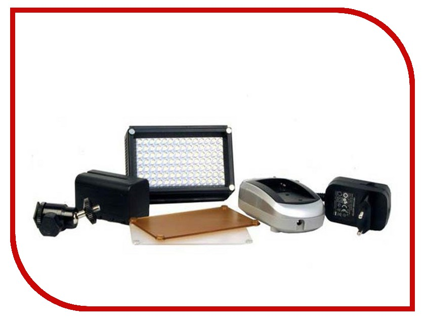 Накамерный свет Logocam LK3-D LED