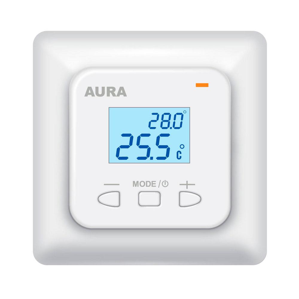 Аксессуар AURA LTC 530 White терморегулятор