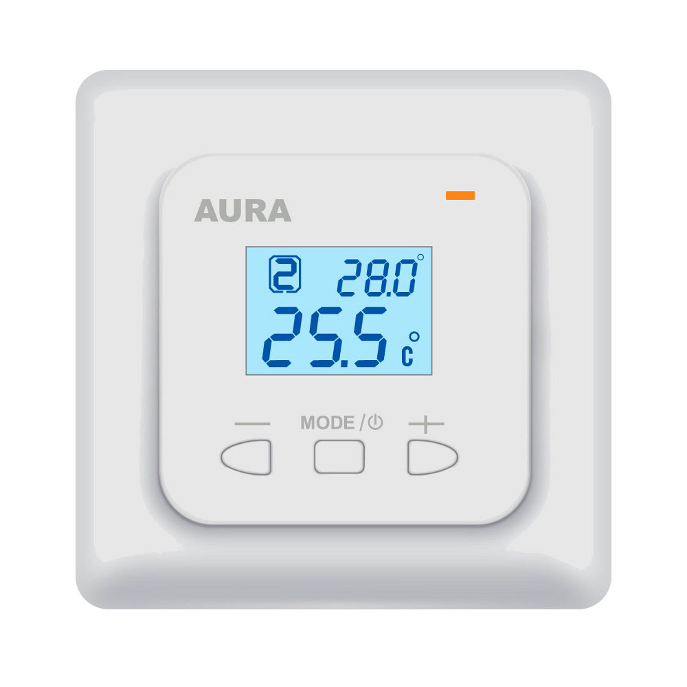 Терморегулятор AURA LTC 440 White цена