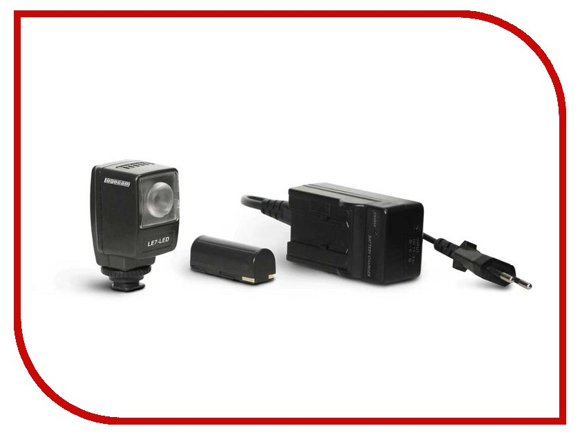 Накамерный свет Logocam LK7 LED<br>