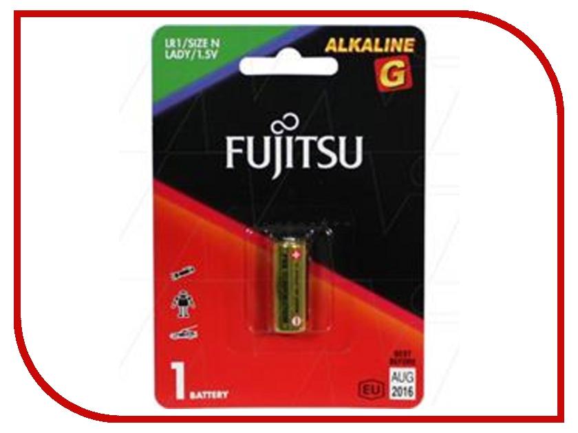 Батарейка N - Fujitsu LR1G/B Alkaline G (1 штука)<br>