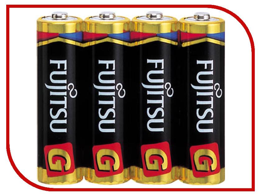 Батарейка AA - Fujitsu LR6G/4S Alkaline G (4 штуки)<br>